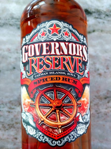 Governor's Reserve Dark Rum